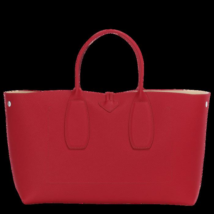 Top handle bag L, Red, hi-res - View 4 of 5