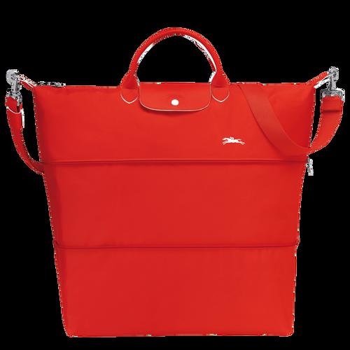 View 1 of Travel bag, Vermilion, hi-res