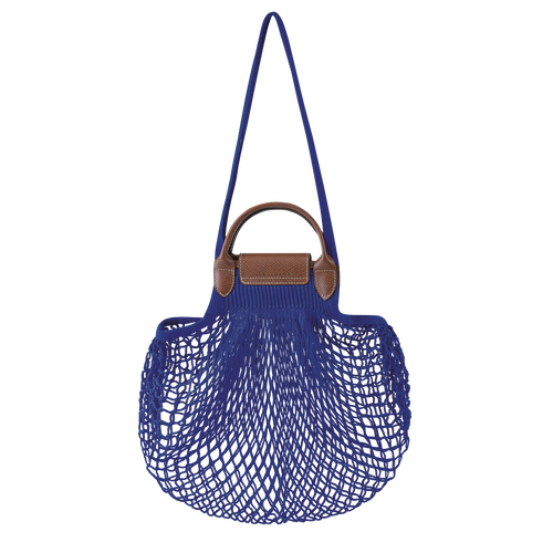 Top handle bag, Blue - View 3 of 3.0 -