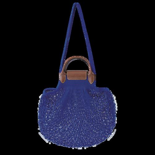 Bolso con asa superior, Azul - Vista 3 de 3.0 -
