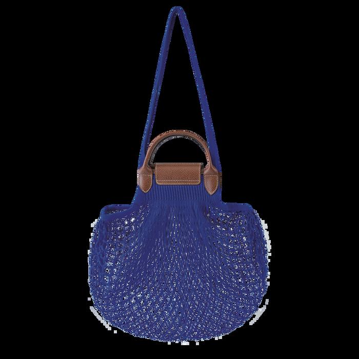Bolso con asa superior, Azul - Vista 3 de 3.0 - ampliar el zoom