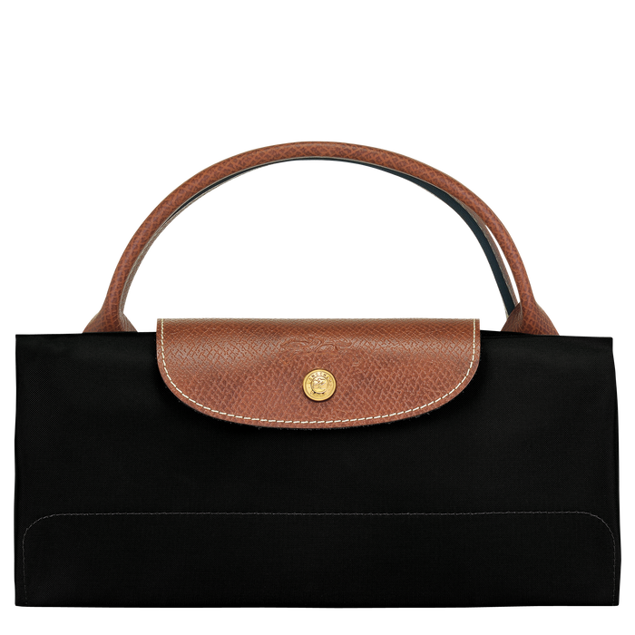 旅行袋 XL, 黑色/烏黑色 - 查看 4 4 - 放大
