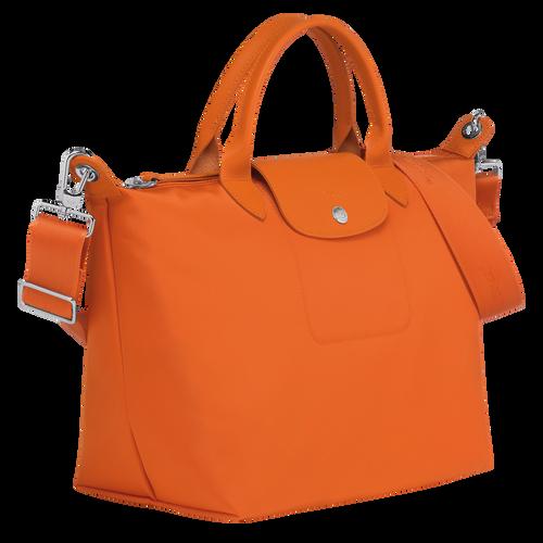 Top handle bag, Orange, hi-res - View 2 of 3