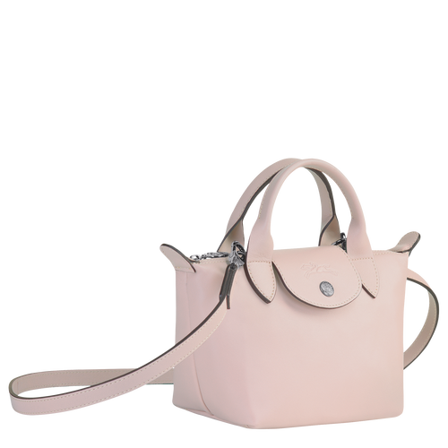 Top handle bag XS, Pale Pink - View 2 of  5 -