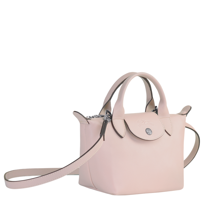 Top handle bag XS, Pale Pink - View 2 of  5 - zoom in