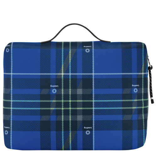Briefcase S, Blue - View 3 of  3 -