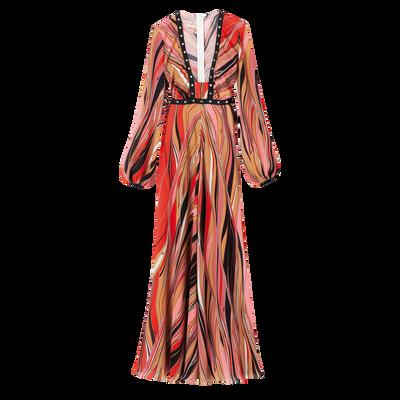 Dress, 589 Coral, hi-res