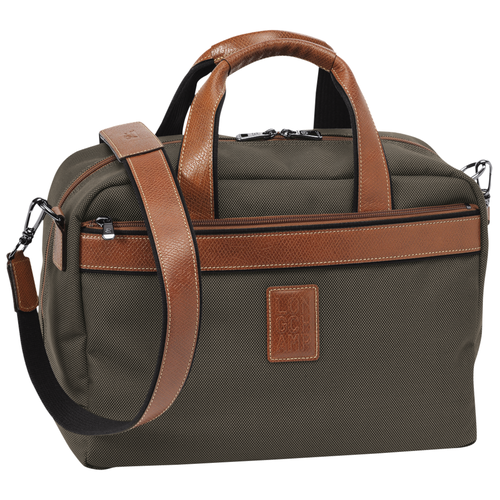 View 1 of Travel bag, 042 Brown, hi-res