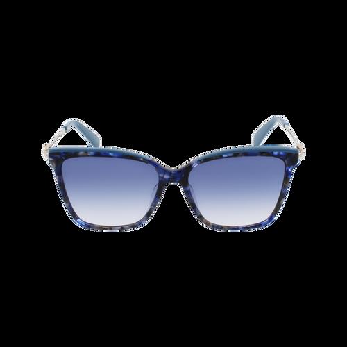 眼鏡 太陽眼鏡, 藍玳瑁色