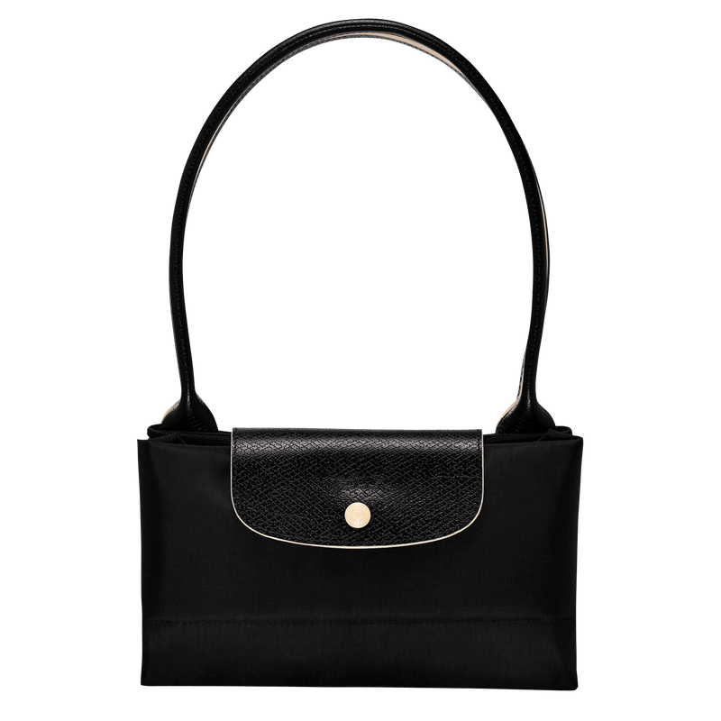 Shoulder bag L, Black/Ebony - View 4 of  5 - zoom in