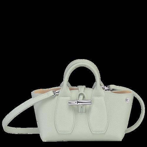Roseau Top handle bag XS, Sage