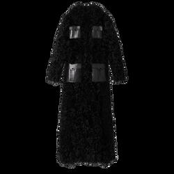 Abrigo largo, 001 Negro, hi-res