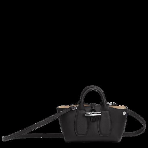 Top handle bag S, Black, hi-res - View 2 of 4