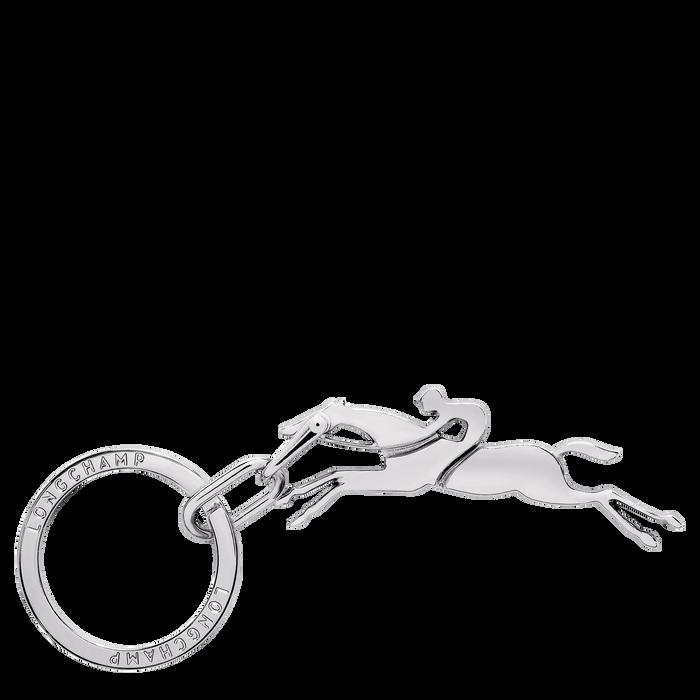 La Voyageuse Longchamp Sleutelhangers, Zilver