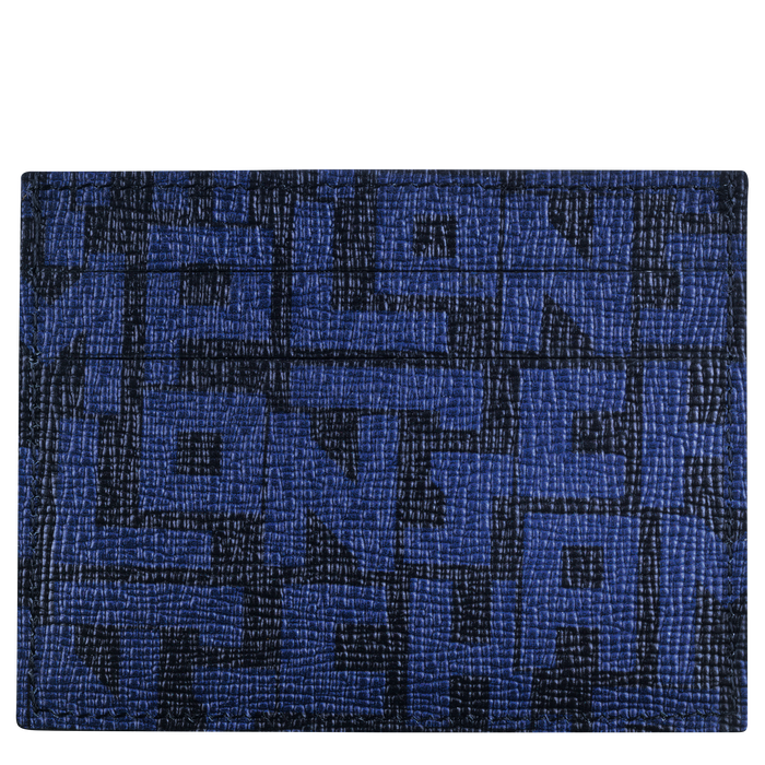 카드홀더, 블랙 / 네이비 - 1 이미지 보기 1 - 확대하기