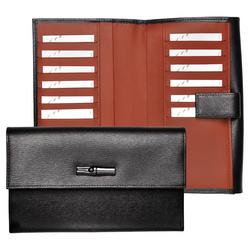 Continental wallet, 001 Black, hi-res