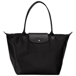 Shopping Bags L, 001 Schwarz, hi-res