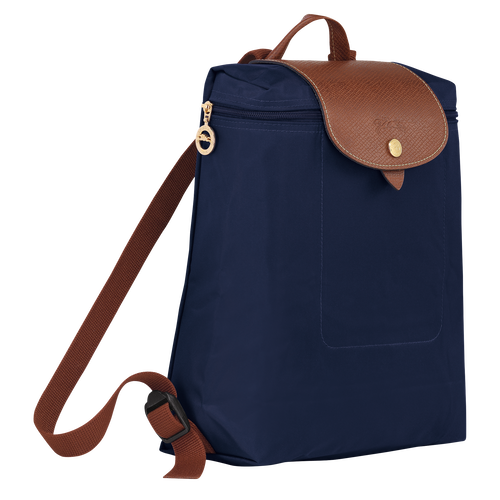 Backpack, Navy - View 2 of 6 -
