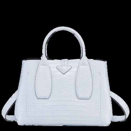 Top handle bag M, Sky Blue - View 4 of  4 -