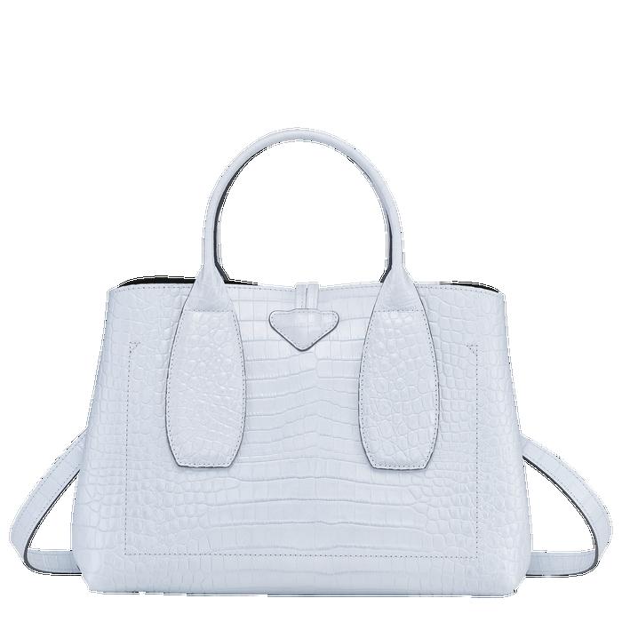 Top handle bag M, Sky Blue - View 4 of  4 - zoom in