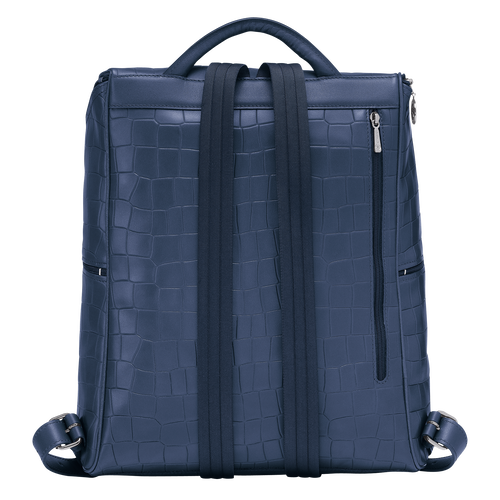 Backpack, Navy - View 3 of  3 -