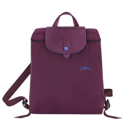 Backpack, Plum