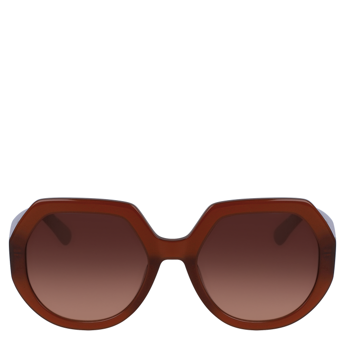 Sunglasses, Brown - View 1 of 3.0 - zoom in