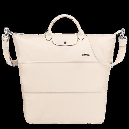 Le Pliage Club Travel bag, Chalk
