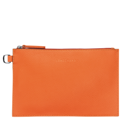 Essential Pouch, 017 Orange, hi-res