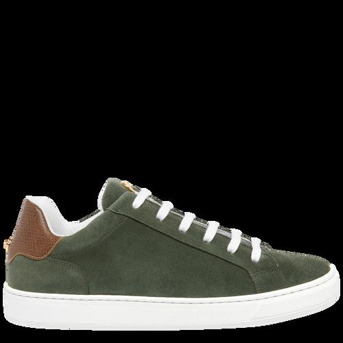 Sneakers, Longchamp Green - View 1 of  5 -