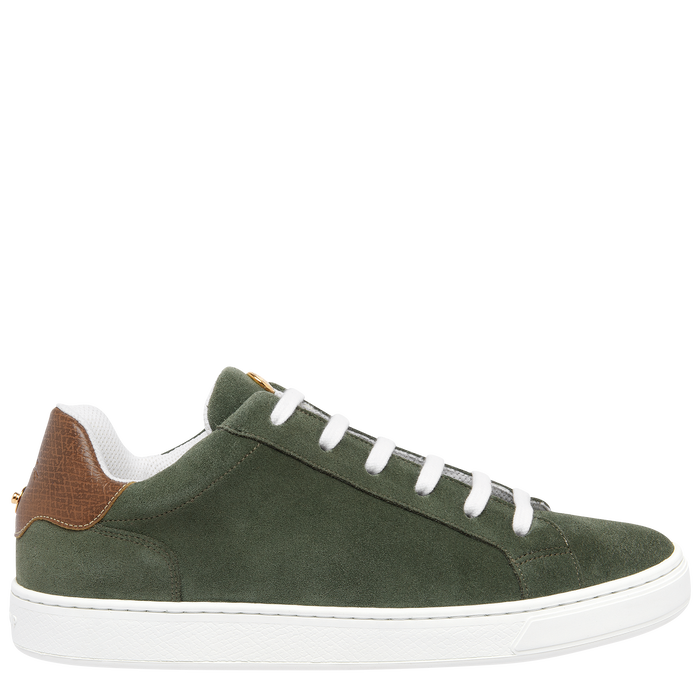 Sneakers, Longchamp Green - View 1 of  5 - zoom in