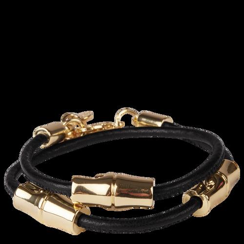 Vue 2 de Bracelet transformable collier, Noir, hi-res