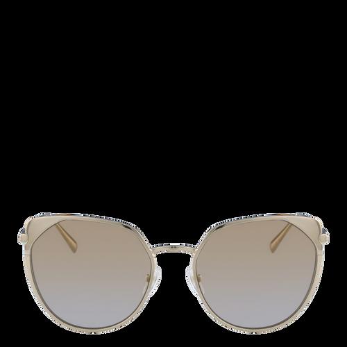 Sunglasses, Gold, hi-res - View 1 of 2