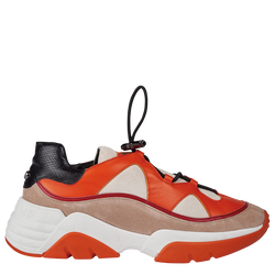 SNEAKERS, 017 Orange, hi-res