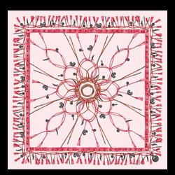 Pañuelo de seda, 507 Rosa pálido, hi-res