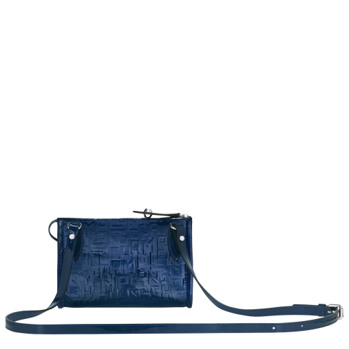 Crossbody bag, Blue, hi-res - View 3 of 3