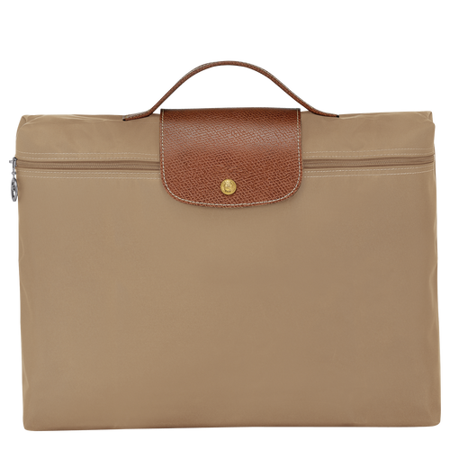 Le Pliage Original Briefcase S, Desert