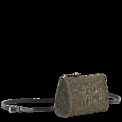 Crossbody bag, Khaki, hi-res - View 2 of 3