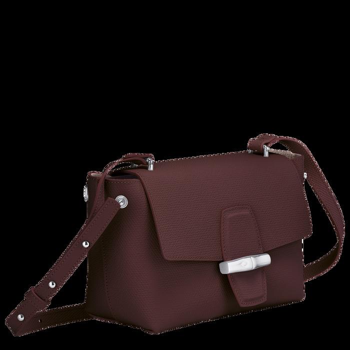 Roseau Crossbody bag S, Burgundy