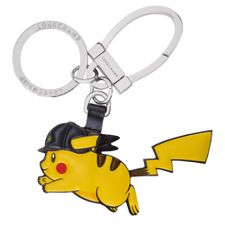 Horsecap Pikachu key ring