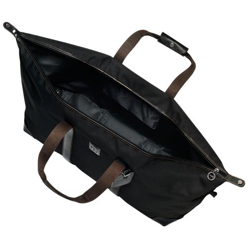 View 3 of 旅行袋, 黑色, hi-res