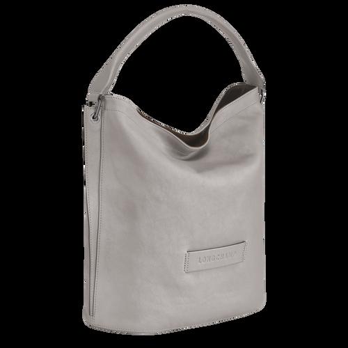Longchamp 3D Sac porté épaule, Gris