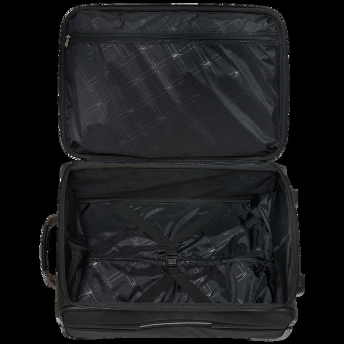 Valise cabine, Noir - Vue 3 de 3 - agrandir le zoom