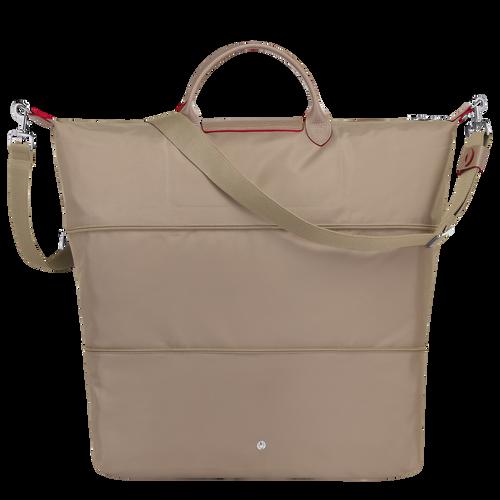 Travel bag, Brown - View 3 of 4 -