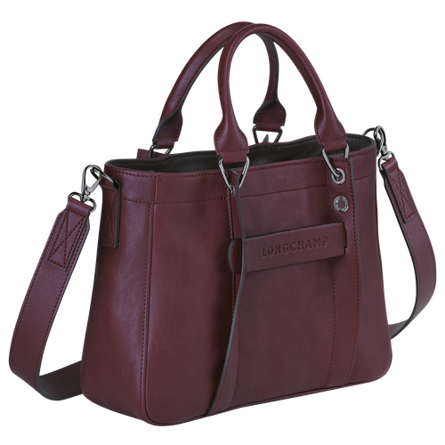 Top handle bag S, Grape - View 2 of  3.0 -