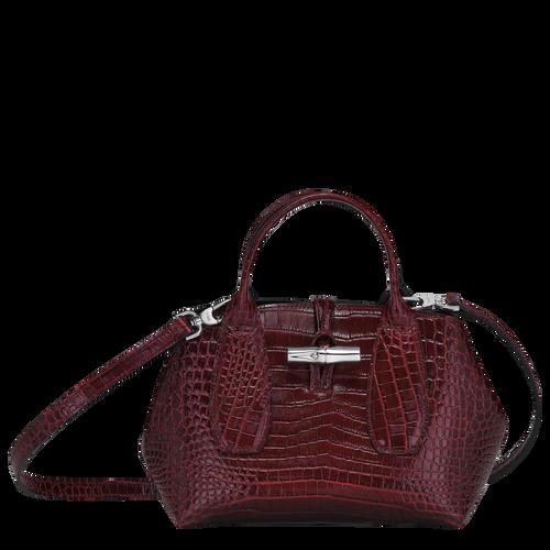 Top handle bag S, Burgundy - View 1 of 4 -