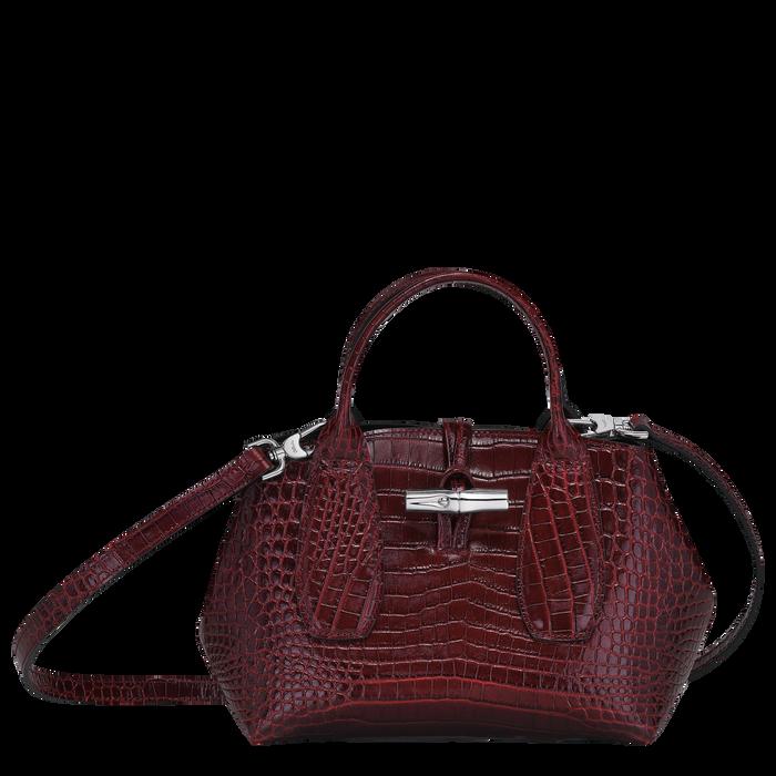 Top handle bag S, Burgundy - View 1 of 4 - zoom in
