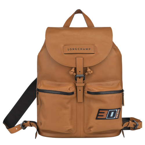 Backpack L, Natural - View 1 of  3 -