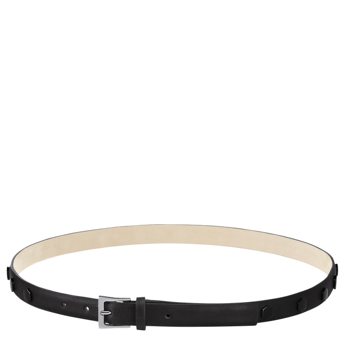 Ladies' belt, Black, hi-res - View 1 of 1