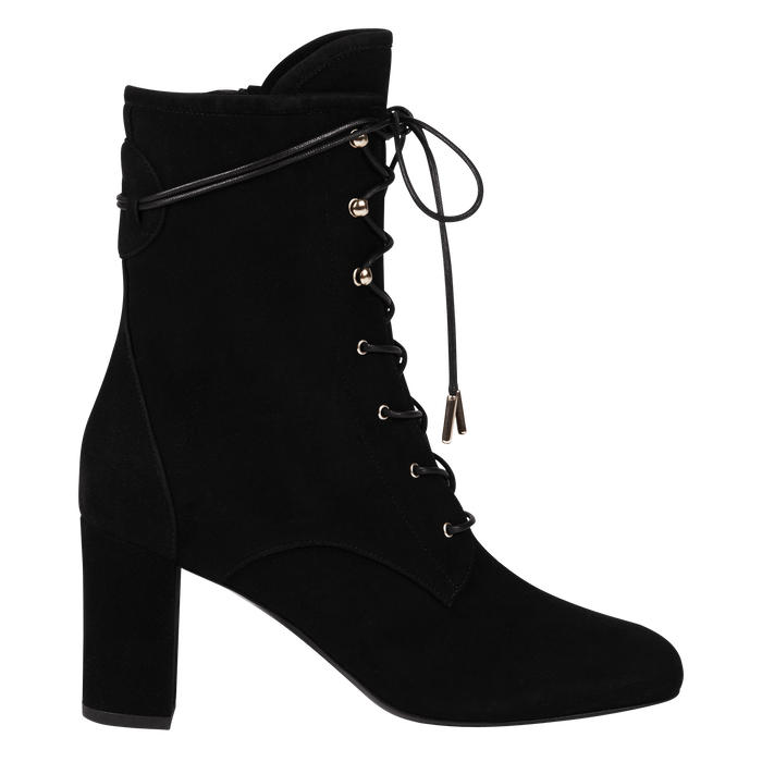 Ankle boots, Black/Ebony - View 3 of  4 - zoom in
